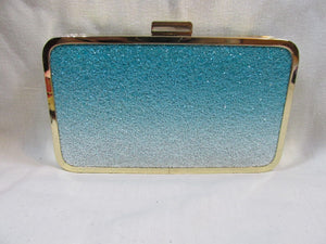 BEBE Ombre Style Womens Evening Bag with Chain Strap - NEW - Pick Your Color