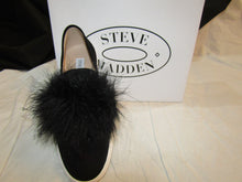 "STEVE MADDEN Womans Black ""Emily"" Tennis Shoes - Size 7 NIB"
