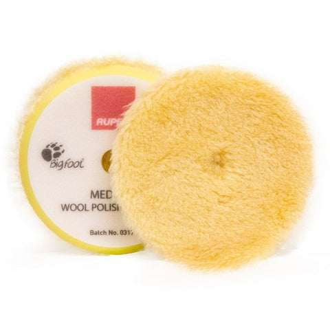 Rupes Wool Polishing Pad 130/145mm