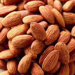 Nuts Almond Unsalted Roasted Bulky [ 12.5 kg / 1CTN]