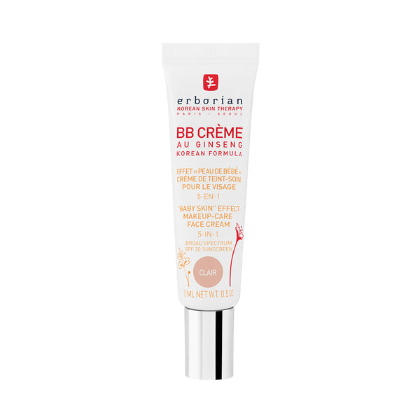 Erborian Singapore BB Creme Nude Clair K-beauty Primer Makeup