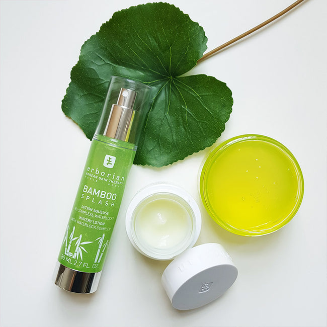 Erborian Singapore Bamboo Hydrating Moisturiser K-beauty