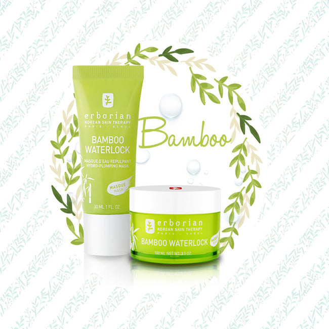 Erborian Bamboo Waterlock Mask K-Beauty