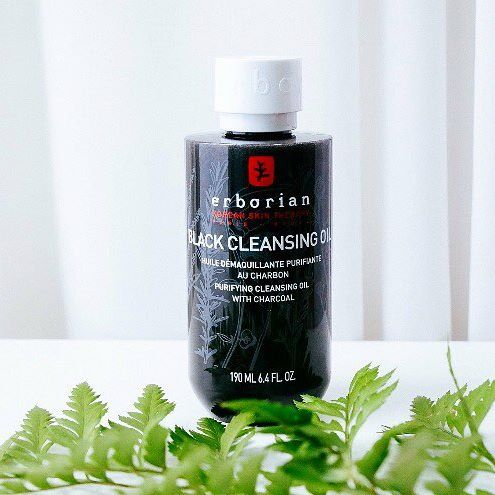 Erborian Singapore Charcoal Skincare Cleanser K-beauty