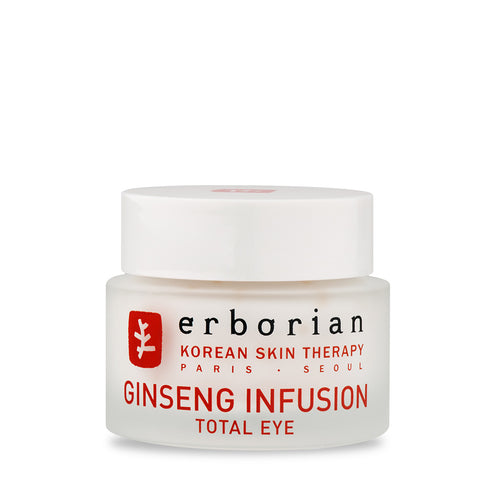 Erborian Singapore Ginseng Infusion Total Eye K-beauty