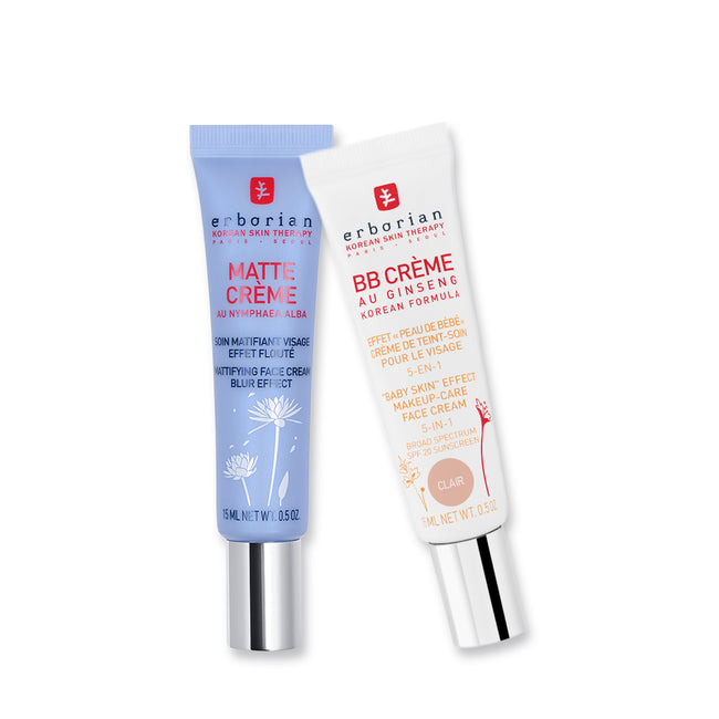 Erborian Singapore Matte BB Creme K-beauty Primer Makeup