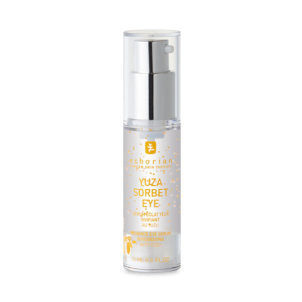 Erborian Singapore Yuza Sorbet Eye Cream Serum K-beauty