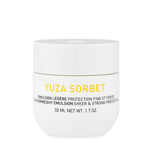Erborian Singapore Yuza Sorbet Day Cream Moisturiser K-beauty