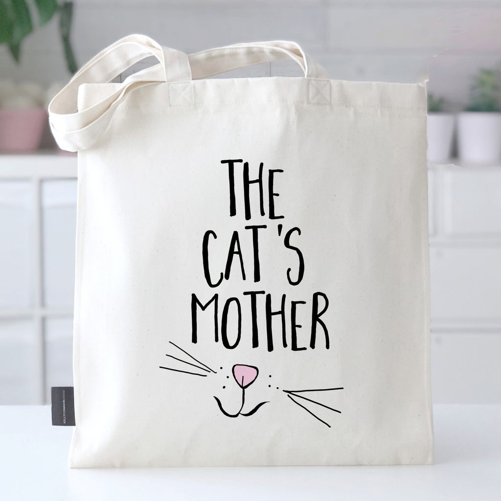 'The Cat's Mother' Cat Bag | Kelly Connor Designs