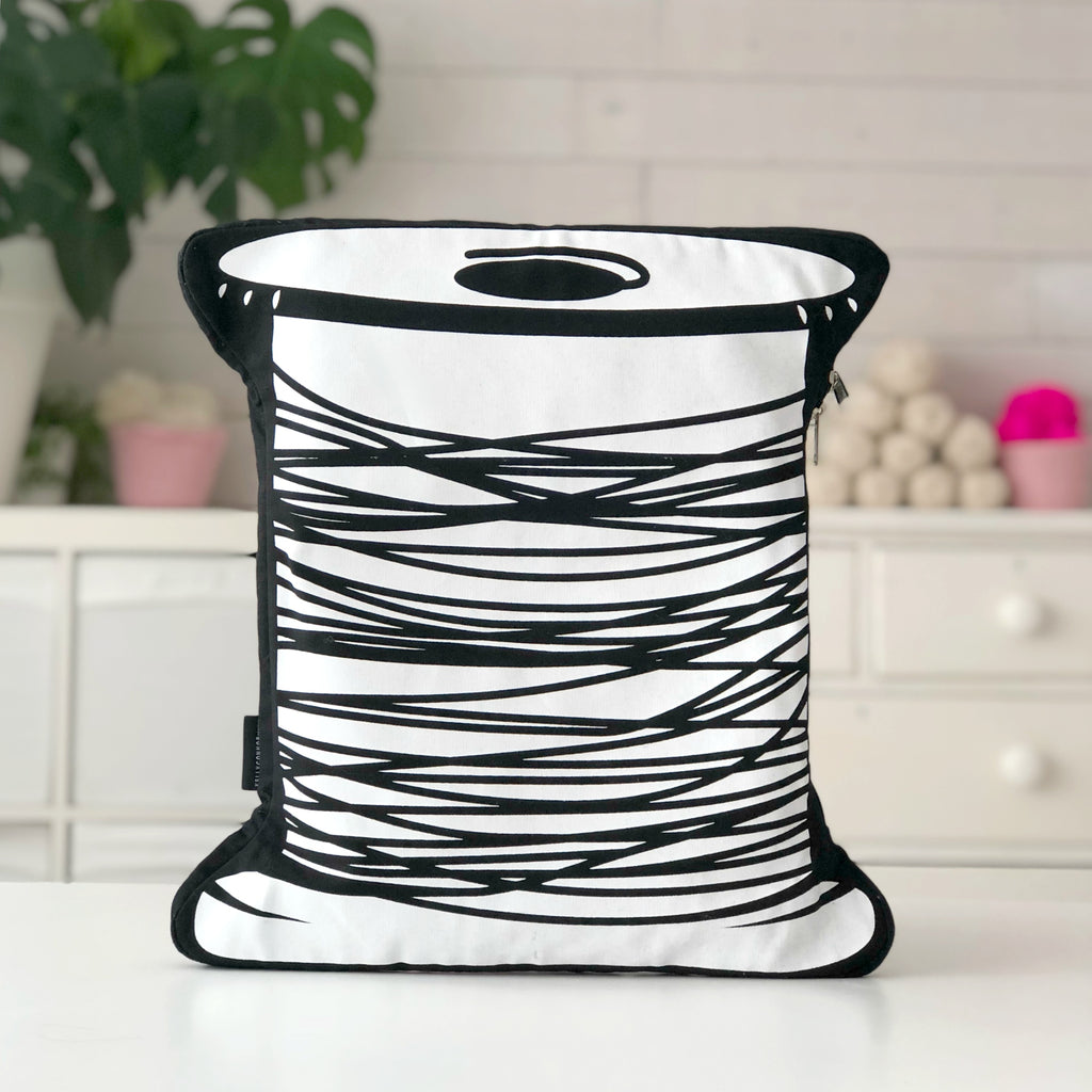 Cotton Reel Sewing Bag | Kelly Connor Designs