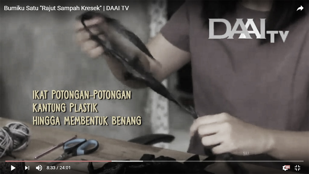 Kreskros Process Video By DAAI TV Indonesia