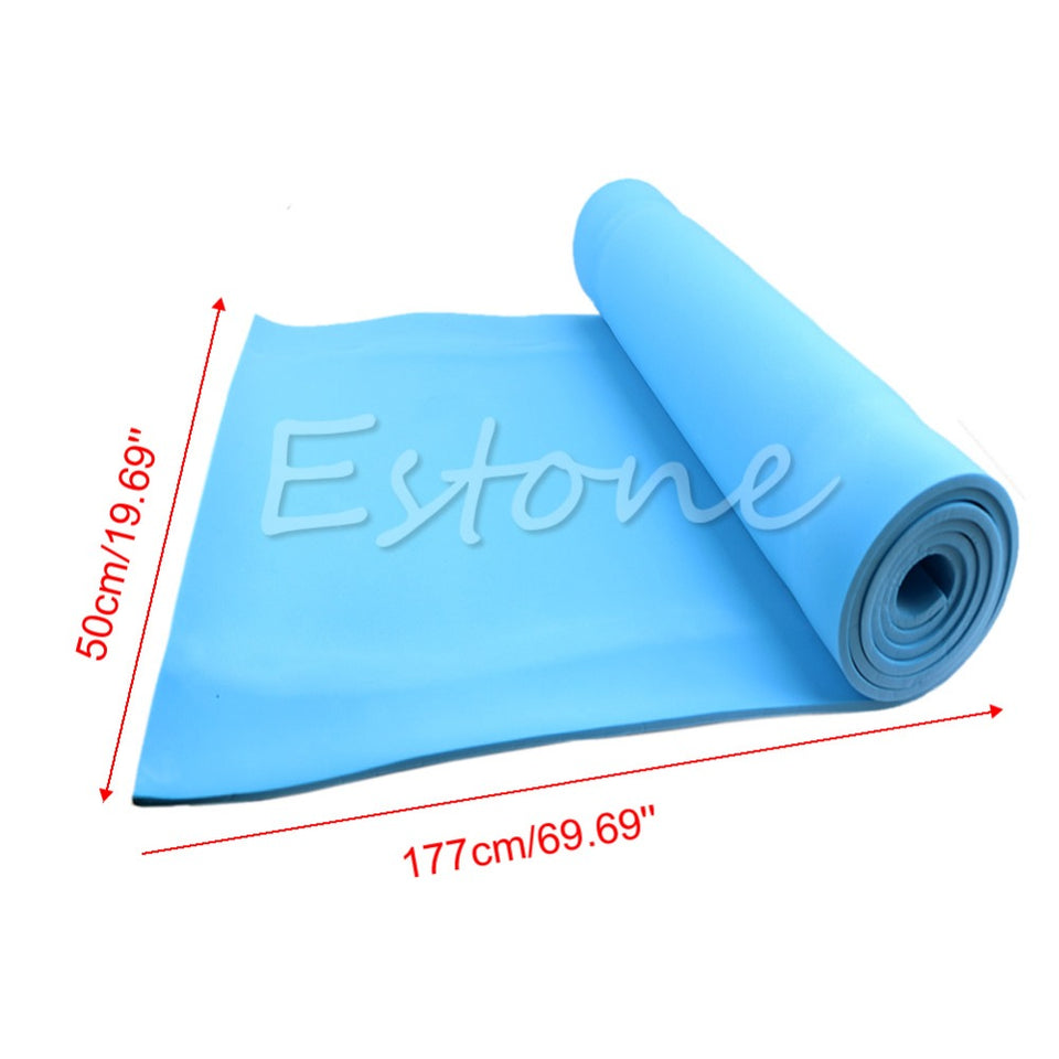 Foam Yoga Mat - Namaste Heart Space