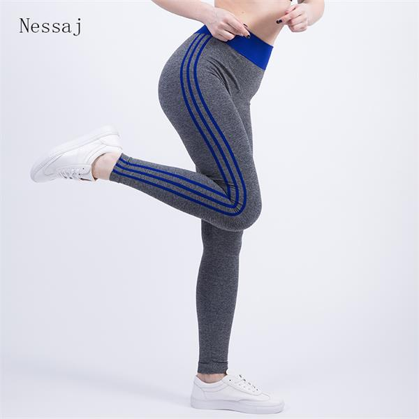 Sport Leggings High Waist Yoga Pants - Namaste Heart Space