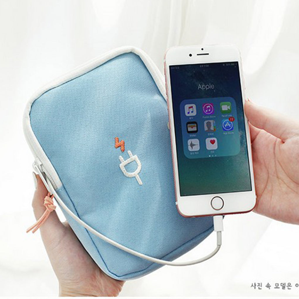 Multi-functional Business Travel USB Cable Bag Organizer