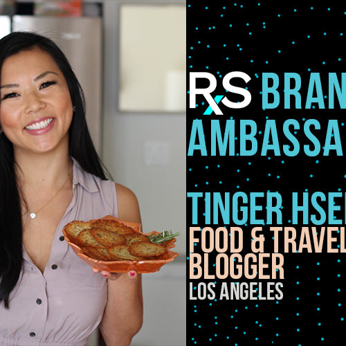 Tinger Hseih - Travel & Food Blogger
