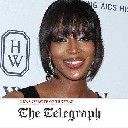 Naomi Campbell just revealed the natural skin cream she credits with keeping her face looking great
