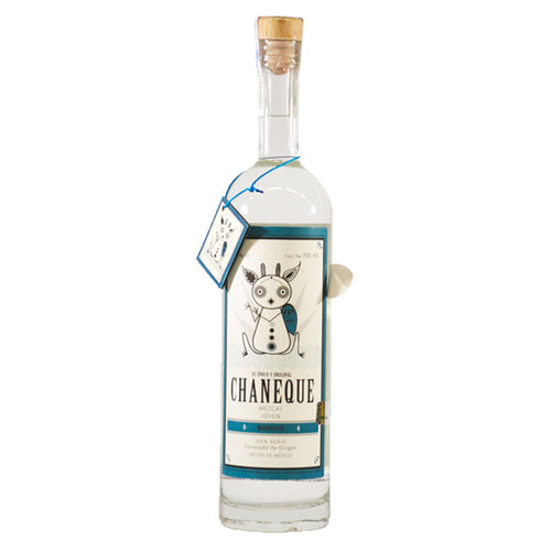 MEZCAL ARTESANAL CHANEQUE (MADRECRUIXE)