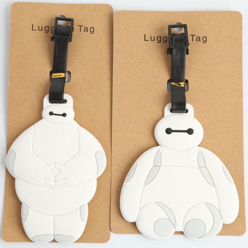 Baymax Luggage Tags
