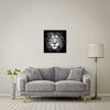Lion of Judah Standard - Metal Print 60cm x 60cm