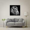 Majesty Giant Format - Metal Print 100cm x 100cm