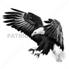 Under The Shadow Of His Wings Giant Format - Metal Print 100cm x 100cm