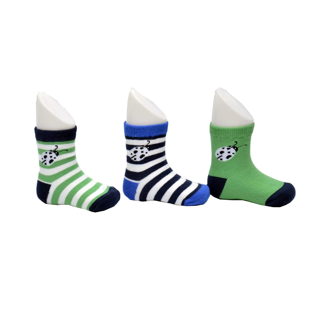 N&G Toddler Socks – Boys (1 - 3 years)