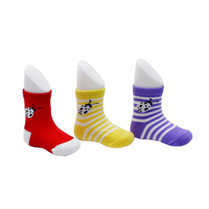 N&G Toddler Socks – Girls  (1 - 3 years)