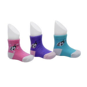 N&G Baby Socks – Girls   (3 - 12 Months)