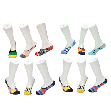 N&G No-Show Gift Pack of 12 Socks