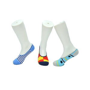 N&G No-Show Gift Pack of 3 Socks – Set 4