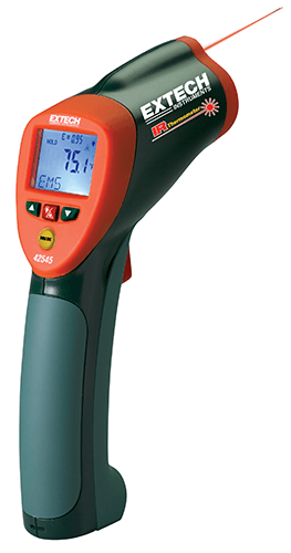 Extech 42545 - Hoge Temperatuur IR Thermometer