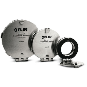 FLIR Infrared Windows roestvrij staal 73 mm