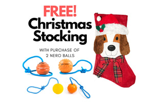 Christmas Stocking 2 Ball Bundle