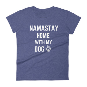 Namastay Women's short sleeve t-shirt