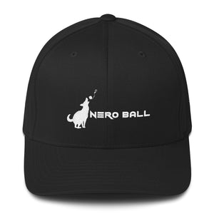 Nero Ball Fitted Hat
