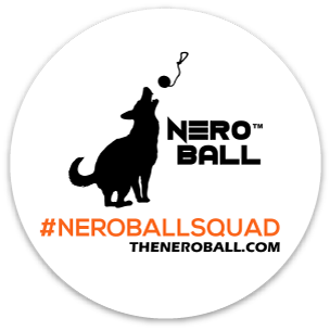 Nero Ball Squad Sticker