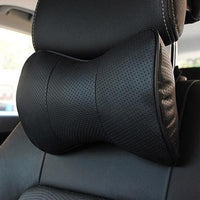Fresh Deals Auto Accessory Black Car Neck Safety Support Headrest