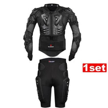 Fresh Deals Auto Accessory Black / S Body Armor Racing Motorcycle Protective Jacket Pants