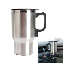 Fresh Deals Auto Accessory Car Traveling Heated Coffee Mug