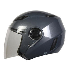 Fresh Deals Auto Accessory Gray / M Motorcycle Open Face Helmet