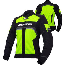 Fresh Deals Auto Accessory Green / S Riding Women's Motorcycle Jackets
