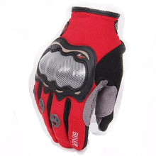 Fresh Deals Auto Accessory Red / M Full Finger Motorcycle Racing Gloves