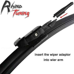 Fresh Deals Automotive & Motorcycle Auto Car Windscreen Windshield Wiper Blade