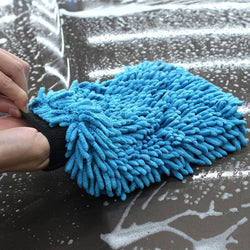 Fresh Deals Automotive & Motorcycle Car Wash Cleaning Ultra Fine Fiber Glove