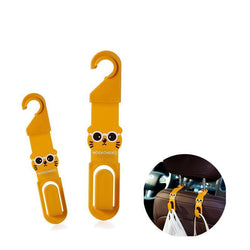 Fresh Deals Automotive & Motorcycle Cute Car Back Seat Auto Fastener Clip