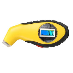 Fresh Deals Automotive & Motorcycle Electronic Digital LCD Car Tire Pressure Gauge