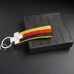 Fresh Deals Automotive & Motorcycle Germany Germany Flag Key Chains Holder Car Key Rings