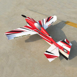 Fresh Deals Baby 3D Aerobatic RC Airplane Assembly Kit