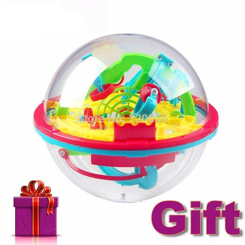 Fresh Deals Baby 3D Puzzle Magic Intellect Ball