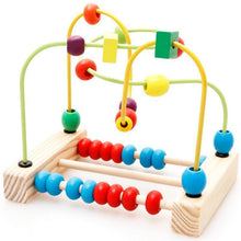 Fresh Deals Baby Baby Bead Motor Wooden Toys